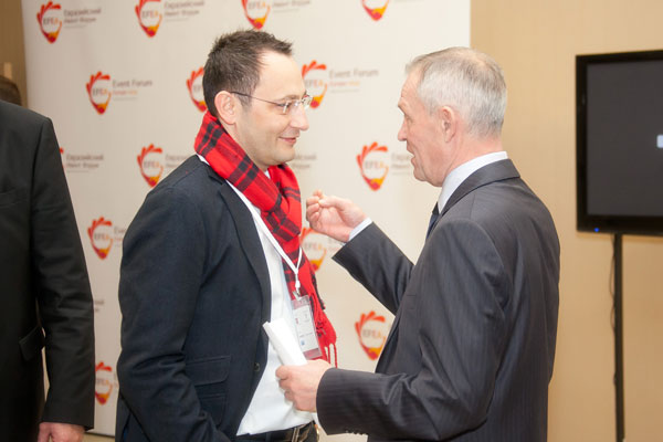 MICE industry professionals meet in St. Petersburg in January 2012, 14, January 2011, Exhibition Pilot